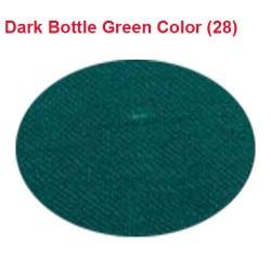 Micro Janta Quality - 39 Inch Panna - 5.7 KG Quality - Dark Bottle Green Color