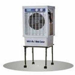 22 LTR - Room Cooler - Knockdown Coolbox - Air Cooler - Cooler 120 S - With Trolley - White Color