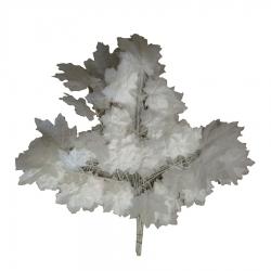 26 Inch - Plastic Artificial Leaf - Hanging Leaf - Door Hanging 1 Packet (12 Piece)