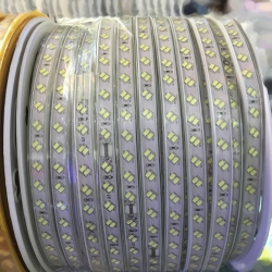85 MTR Roll - Rope Light - Double Dot Model No. 5730 - Green Color