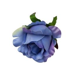 2.5 Inch - Loose Flower - Artificial Flower - Ceiling Flower - Flower Decoration - Blue Color