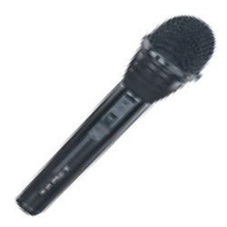 Wireless Black A Plus AP-38 Microphone - Black Color