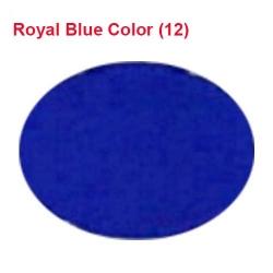 Micro Janta Quality - 39 Inch Panna - 5.7 KG Quality - Royal Blue Color