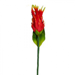 36 Inch - Kishanti Artificial Flower Stick - Made of Fabric & Plastic