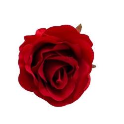 3.5 Inch - Loose Flower - Artificial Flower - Ceiling Flower - Flower Decoration - Red Color