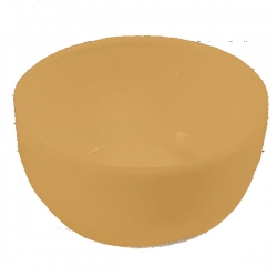 Small Katori - Curry or Soup or Dessert Bowls or Chatni Wati Made Of Food-Grade Virgin Plastic - Brown Color
