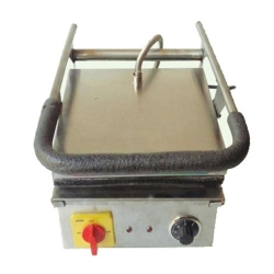 11 Inch x 11 Inch - Sandwich Griller - Singal - 4 Small Sandwiches - Made Of Stainless Steel