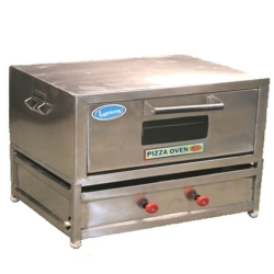 10 Inch x 16 Inch - Pizza Oven - Gas - Inner Size - Made Of Stainless Steel
