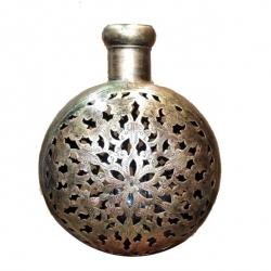 15 INCH - Kudi Candle - Antique Showpiece - Pot Beautiful Decor Article - Golden Color