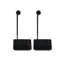 Studimaster - Vak 30 Delegate Microphone - 20 UHF Channels - Black Color