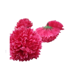 Loose Flower - Artificial Flower - Ceiling Flower - Flower Decoration - (12 Pices - 1 Packet )