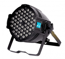 LPC007 - 54 X 3 W - 3 In 1 - PAR Light - Disco Light - Led For DJ Disco Party - Home Party - Wedding - Festivals -  Live Shows & Stage Lighting