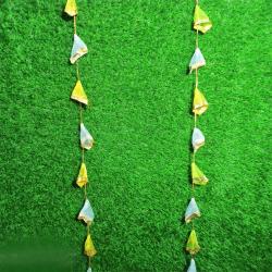 5 Feet - Net Line Wall Hanging - Wedding Decoration - Multi Color
