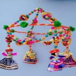 10 Inch x 12 Inch - Jhumar Puppet's - Rajasthani Puppet..