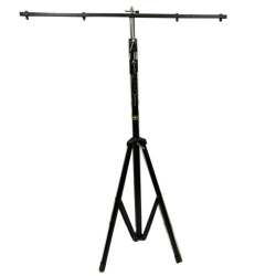 GS Original 8 FT - Microphone Stand - Mice Stand - LS 803 Model - Base DIA- Tripod - Stainless Steel